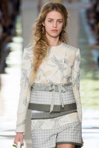 Модные прически 2013 года – прямо с подиумов