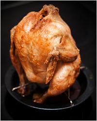 Курица гриль в духовке
