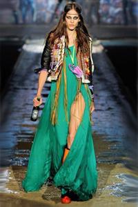 Косы 2013 – модные решения года
