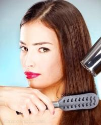 Укладка волос - как придать объем