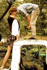 Факты о поцелуях: самое интересное